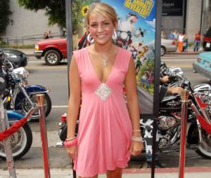 Jamie Lynn Spears, sur le tapis rouge