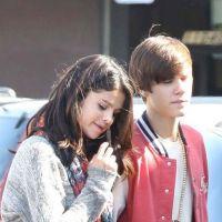 Justin Bieber et Selena Gomez : un ciné en amoureux ? Pas de sushi ! (PHOTOS)