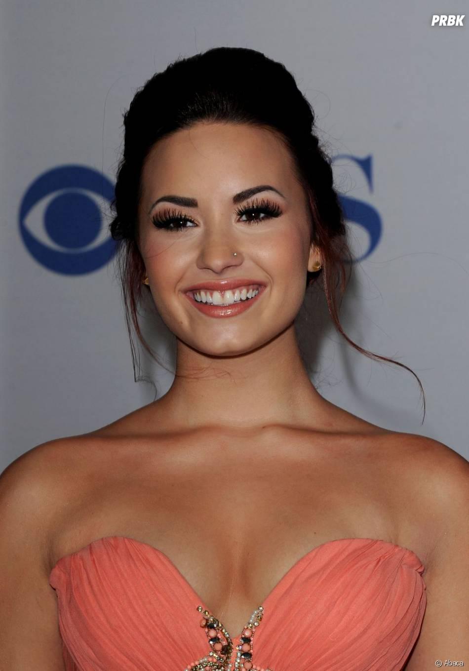 Demi Lovato, sur le tapis rouge