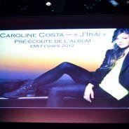 Exclu : retour sur la pré-écoute du nouvel album de Caroline Costa ! (PHOTOS)