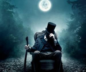L'affiche française d'Abraham Lincoln : Chasseur de vampires