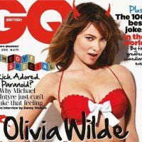 """Olivia Wilde : une diablesse qui fait """"joujou"""" avec ses seins pour GQ ! WTF ?! (VIDEO)"""