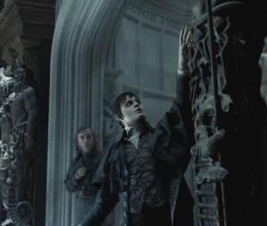 Johnny Depp en vampire dans Dark Shadows