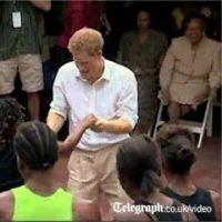 VIDEO FAIL - Prince Harry en Jamaïque : plus Bob que Marley !