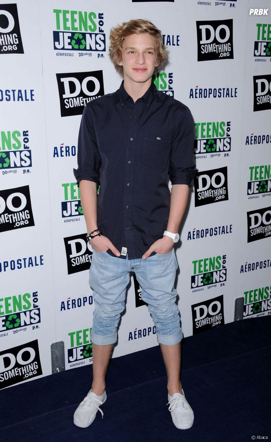 Cody Simpson toujours classe, même quand il est à la cool