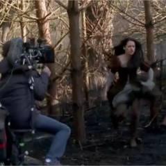 Blanche Neige et le Chasseur : dans les coulisses avec Kristen Stewart et les autres (VIDEOS)