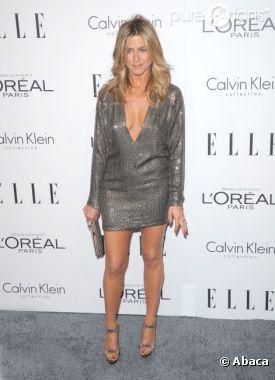 Jennifer Aniston et son perfect body