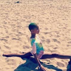 Willow Smith à la plage : plus souple qu'elle tu meurs ! (PHOTO)