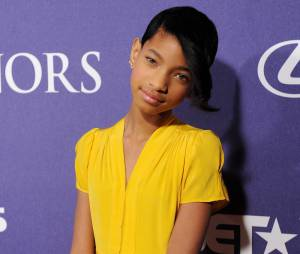 Willow Smith sur le tapis rouge