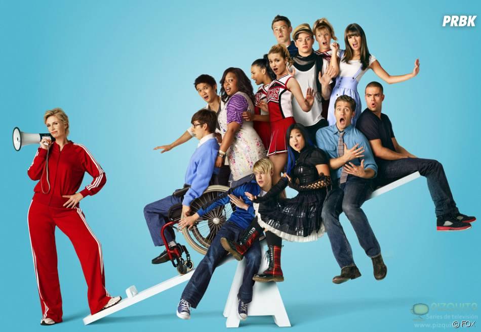 Les personnages de Glee vont sortir les mouchoirs