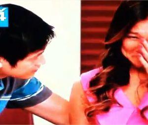 Des larmes au programme pour le prochain épisode de Glee