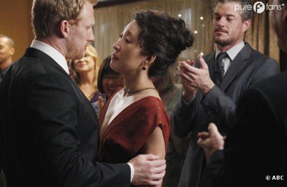 Owen et Cristina, les conflits vont durer