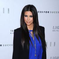 Kim Kardashian et son makeup à la farine : finalement elle n'est pas contente !