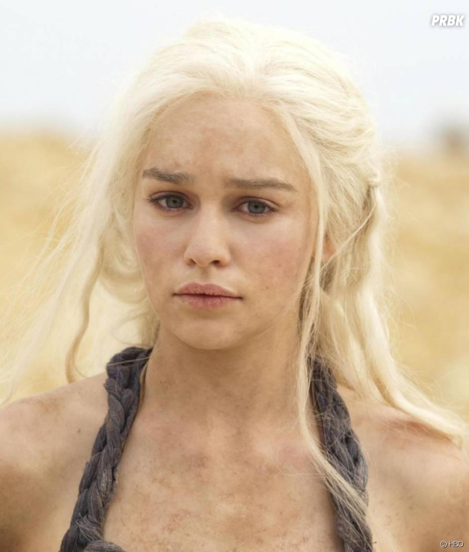 Daenerys dans la saison 2 de Game of Thrones
