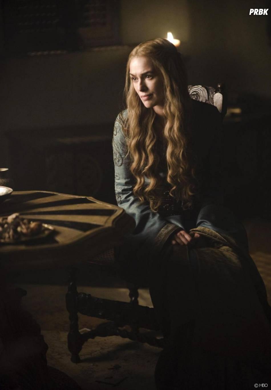 Cersei Lannister dans la saison 2 de Game of Thrones