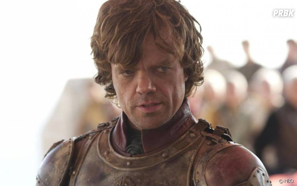 Tyrion Lannister dans Game of Thrones