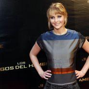 Hunger Games : Jennifer Lawrence trop grosse pour jouer Katniss ?  (PHOTOS)