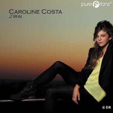 J'irai, le premier album de Caroline Costa !