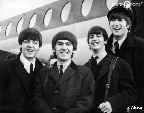 Les Beatles à leurs débuts