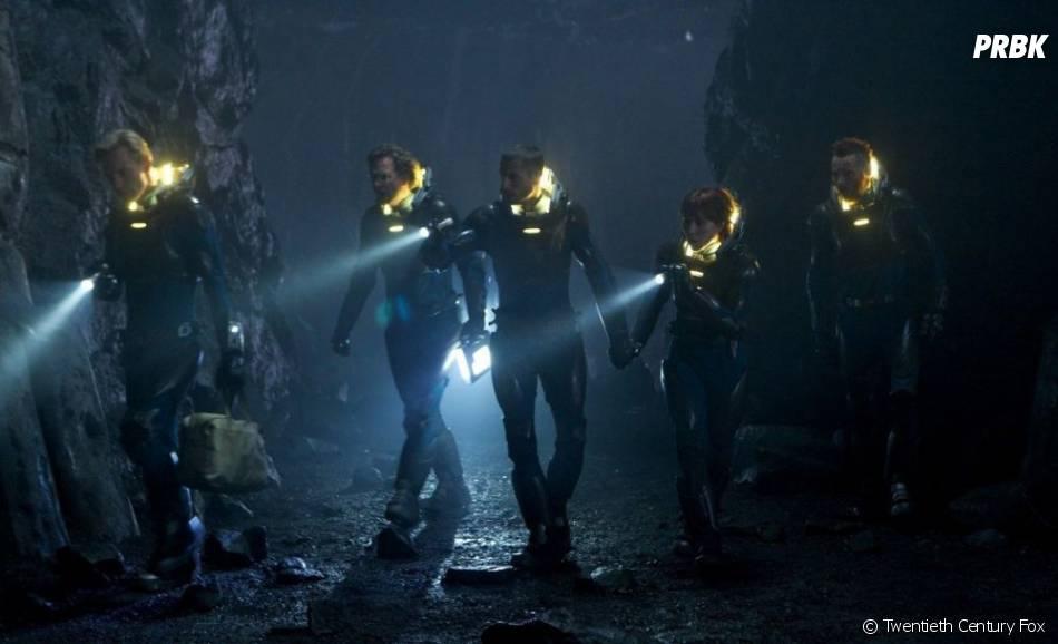 Prometheus arrive au cinéma le 30 mai 2012