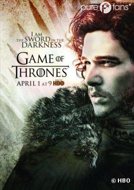 Chute d'audience pour l'épisode 2 de Game of Thrones ?