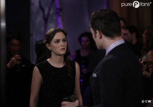 Chuck et Blair complotent dans l'épisode 19