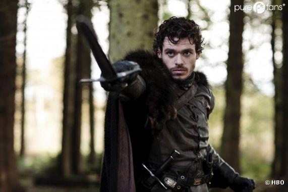 Robb Stark devient enfin un homme dans la saison 2 de Game of Thrones