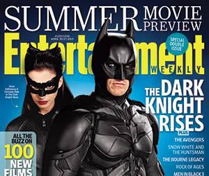 Catwoman et Batman, un couple en cuir !