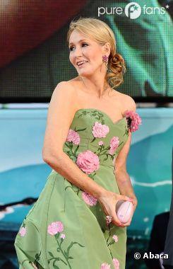 Le nouveau roman de J.K. Rowling s'intitulera The Casual Vacancy