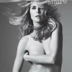 Heidi Klum nue pour Allure : chirurgie esthétique, Seal, elle dit tout ! (PHOTO)