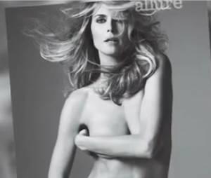 Heidi Klum nue pour Allure !