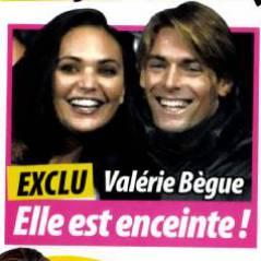 Valérie Bègue enceinte de Camille Lacourt ? Oops La rumeur court !