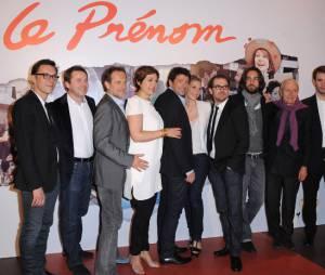 L'équipe du Prénom au grand complet !