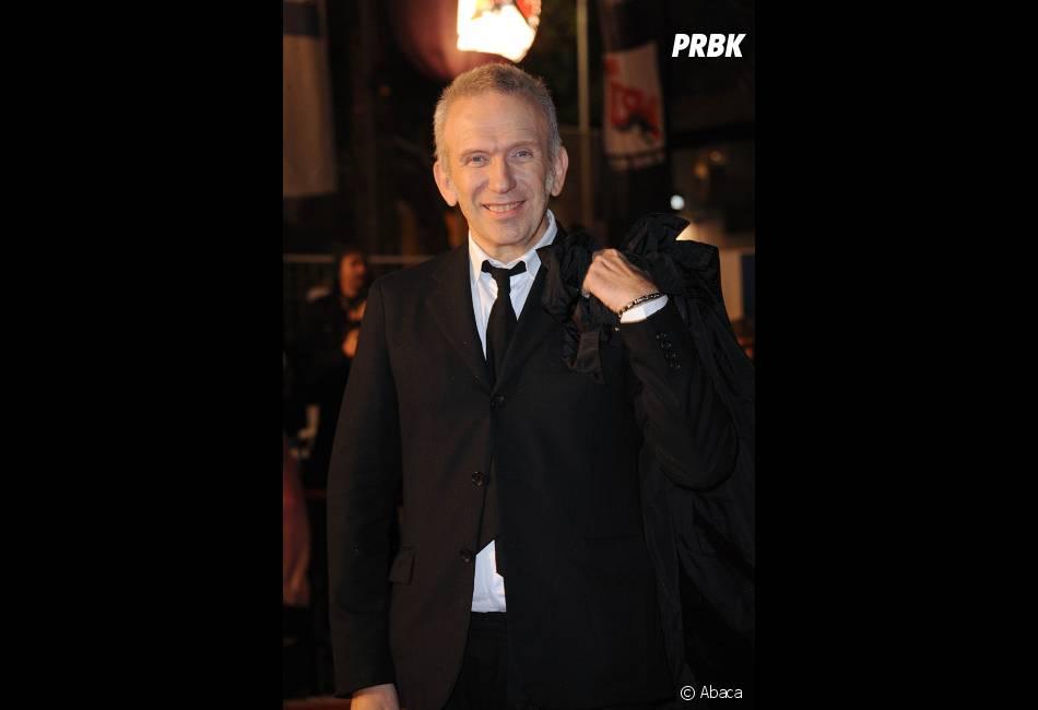 Jean-Paul Gaultier, un créateur à Cannes