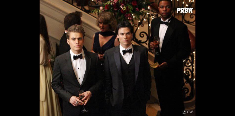 L'un des frères Salvatore quittera Mystic Falls