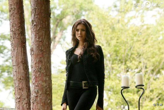 Katherine ne reviendra pas avant la mort de Klaus