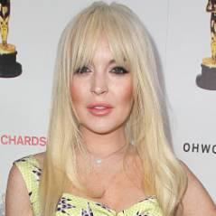 Lindsay Lohan fait les yeux doux à Woody Allen !