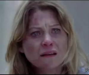 Meredith très inquiète dans la promo de 'Flight'