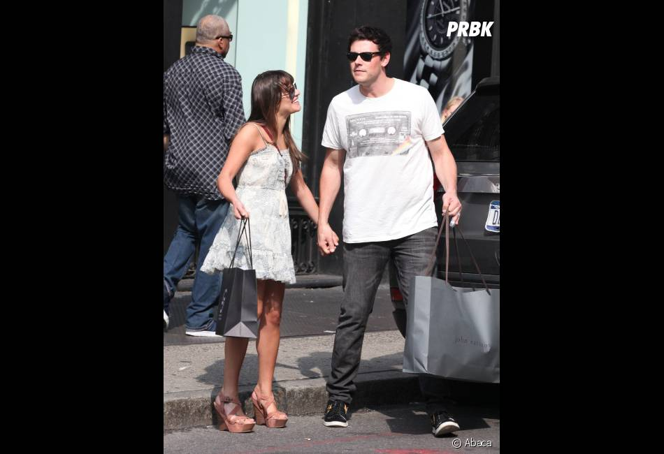 Lea et Cory font du shopping à New York