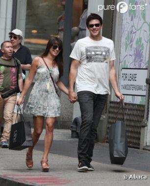 Lea Michele et Cory Monteith s'assument enfin !