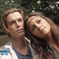 """Les Anges de la télé réalité 4 : Julia sensuelle avec Geoffrey, Marie la traite de """"chienne"""" !"""