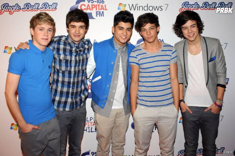 One Direction, le phénomène du moment