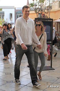 Ashley Tisdale et son mec Scott Speer hyper complices au début de leur réconciliation