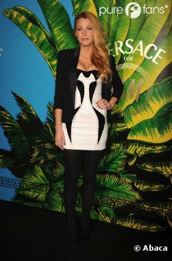 Blake Lively une vraie bombe