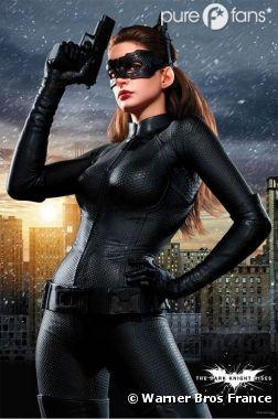 Catwoman sera-t-elle vraiment une ennemie pour Batman