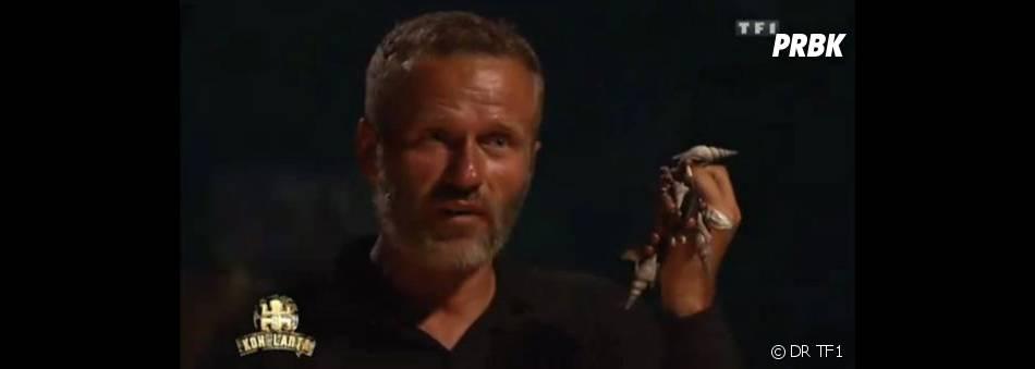 Patrick a eu de la chance. Assez pour gagner ce Koh Lanta 2012