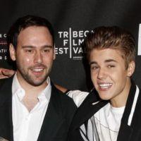 Justin Bieber fout la honte à Scooter Braun sur Twitter