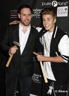 Justin Bieber et Scooter Braun sont super proches !