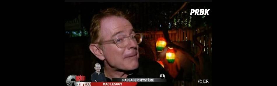Mac Lesggy se lâche