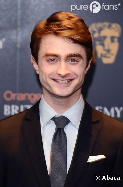 Daniel Radcliffe s'est confié sur Harry Potter